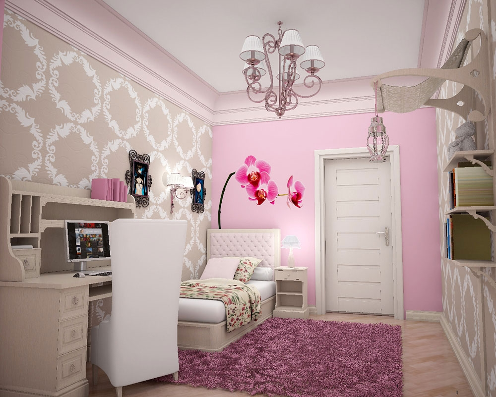 Moodfit5 fun and cozy girl bedrooms Moodfit