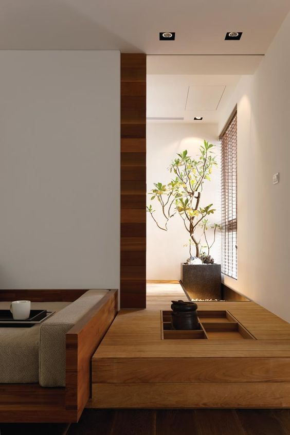 Zen Japanese interiors